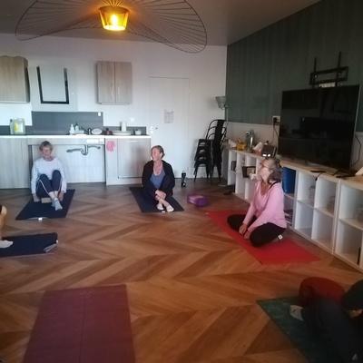 Cours de yoga chez Stay Home