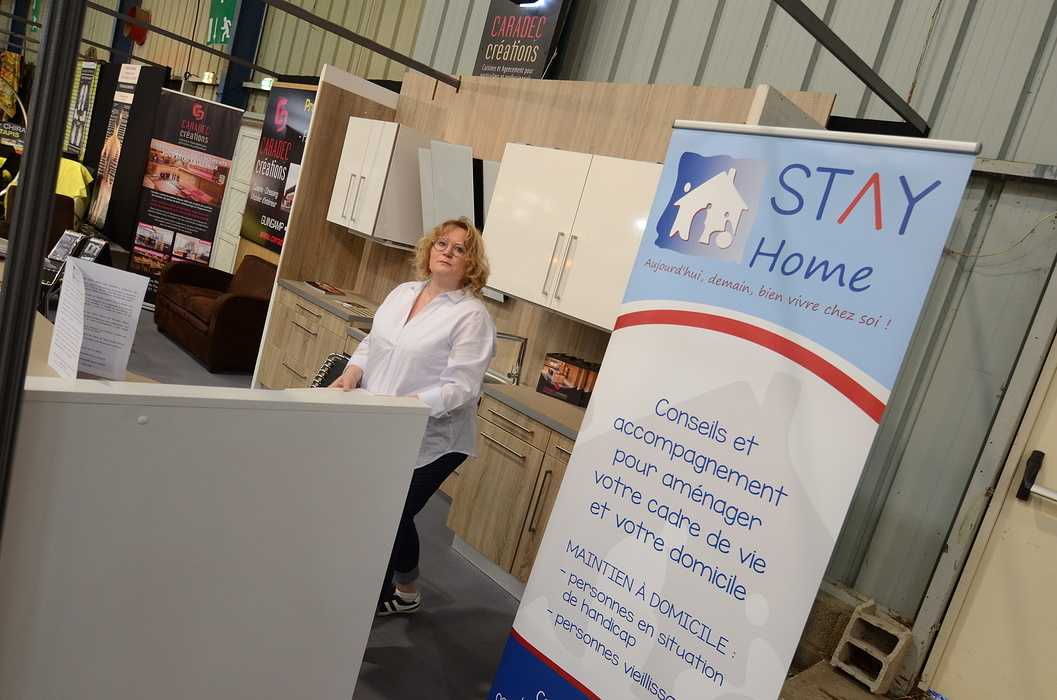 STAY HOME au salon de l''habitat de Saint Brieuc / 2019  0