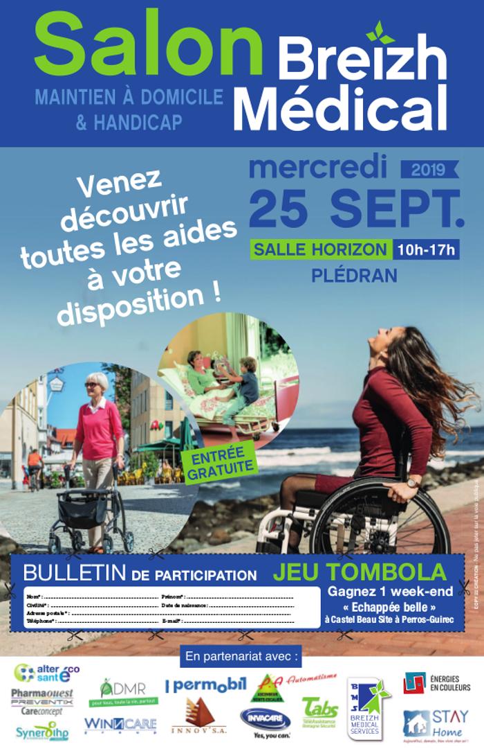 STAY HOME présent au salon Breizh Médical salonbreizhmedical