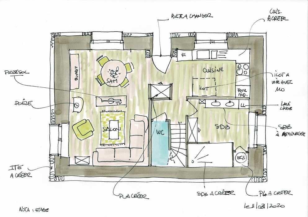 Projet d''amélioration d''une maison : isolation et accessibilité 10062845019719170362761996323782591044386816o